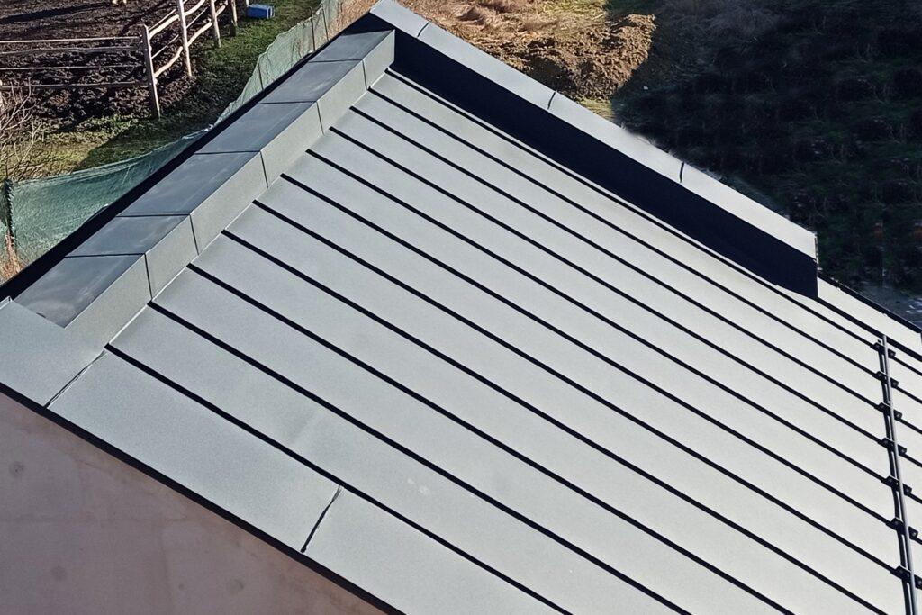 lemezes tetőfedés